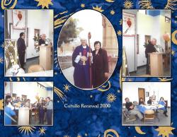 2000 Cursillo Annual Renewal